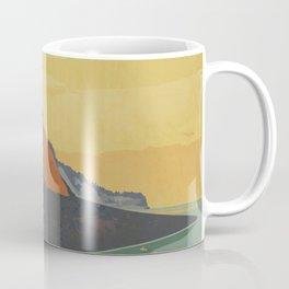 Five Islands Provincial Park Poster Coffee Mug