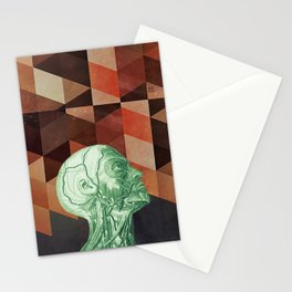 Profile Test Stationery Cards