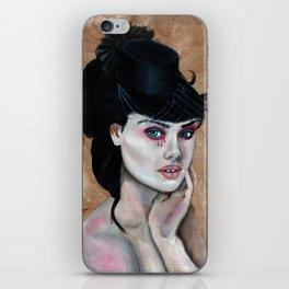 Mad Hattress iPhone Skin