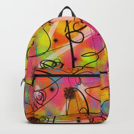 Fashionably Late Backpack