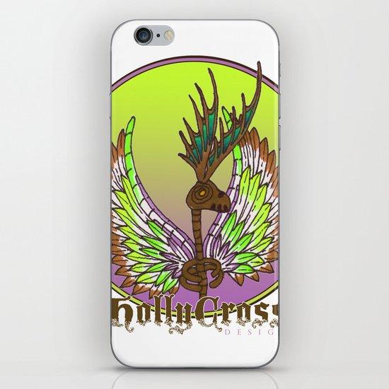 Skeletalope iPhone & iPod Skin