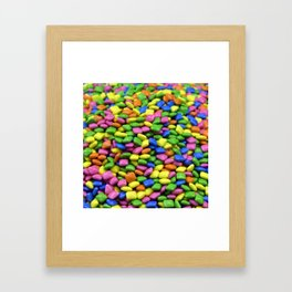 Chewing gum - I Framed Art Print