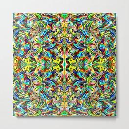 4 Square-291 Metal Print