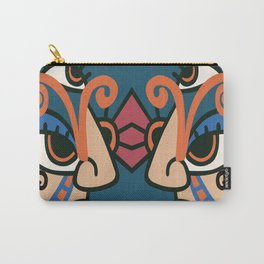 Aries Abstract Illustration Carry-All Pouch