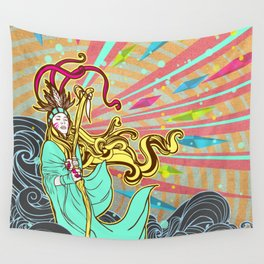 The Healer Wall Tapestry