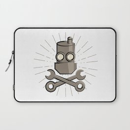 Jolly Robot 01 Laptop Sleeve