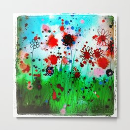 Summery  Metal Print