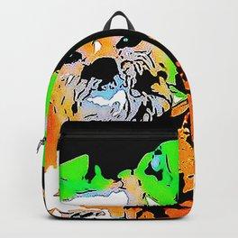 Griffon Bruxellois & Griffon petit brabancon 1 Backpack