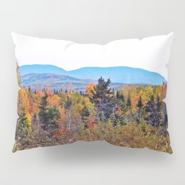 Mont Albert and the Painted Forest Pillow Sham