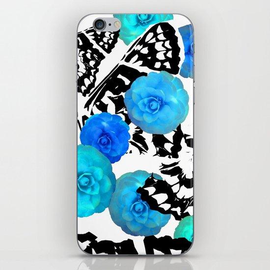 Camellia Aire iPhone & iPod Skin