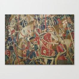 John of Braganza Canvas Print