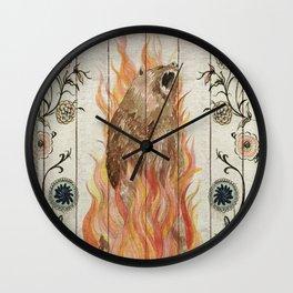 Midsommar Wall Clock