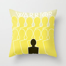 The 13th Warrior Throw Pillow