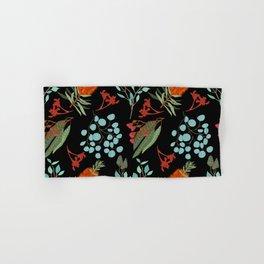 Australian Botanicals - Black Hand & Bath Towel