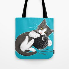 Death Star Kity Tote Bag