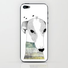 Mr. Galgo Dog iPhone & iPod Skin