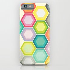 Honeycomb Layers iPhone 6s Slim Case