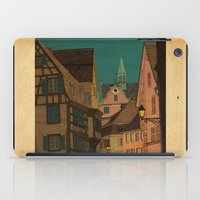 jazzberry iPad Cases featuring Evening by Megs stuff...