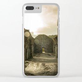 Glendalough Glow Clear iPhone Case