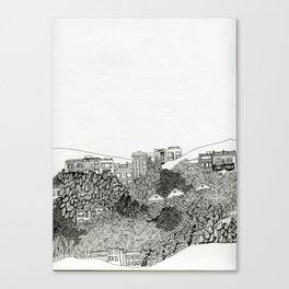 Excelsior  Canvas Print