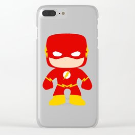 Flash! Clear iPhone Case