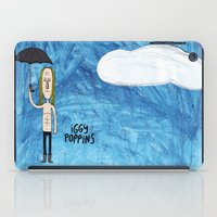iggy iPad Cases featuring Iggy Poppins by Levedad