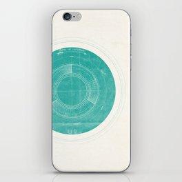 Uranus I iPhone Skin