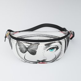 Dadaasetti Mon Amour Fanny Pack