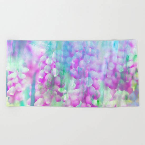 Spring is in the Air 3 Beach Towel