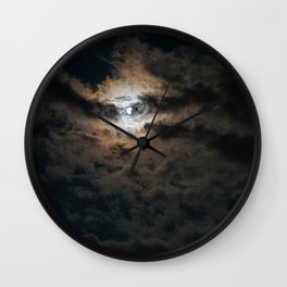 Lunar Eclipse July 2018 Wall Clock