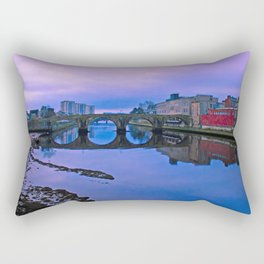 River Ayr  Rectangular Pillow