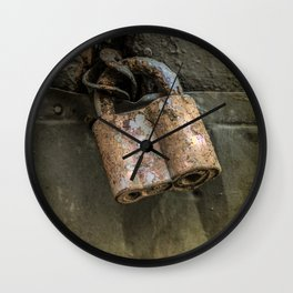 Once a factory Wall Clock