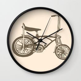 Low Rider Wall Clock