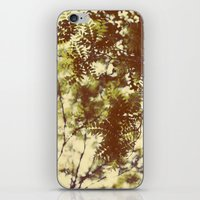 emerald iPhone & iPod Skins featuring Emerald by Alicia Bock