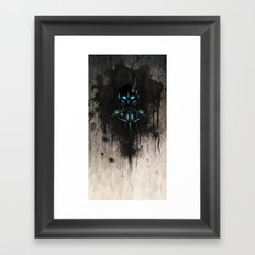 Armor Framed Art Print