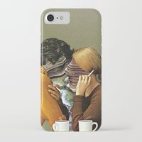 eugenia loli iPhone & iPod Cases featuring A Creek Between Us by Eugenia Loli