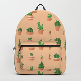Summer Cactus Backpack