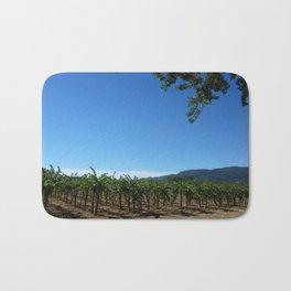Vineyard Domain Bath Mat