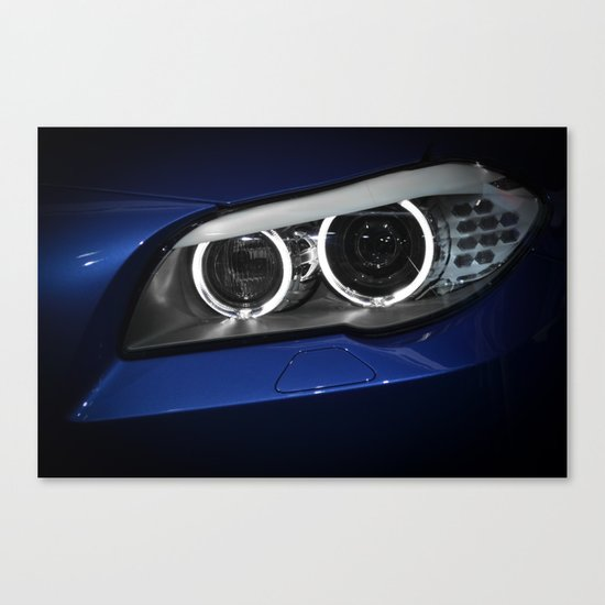 BMW M5 Canvas Print