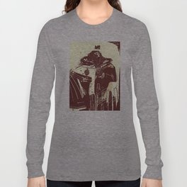 Ghost of the King Long Sleeve T-shirt