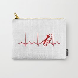 TROMBONE HEARTBEAT Carry-All Pouch