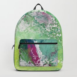 100 Days of Color: Day 4 Backpack