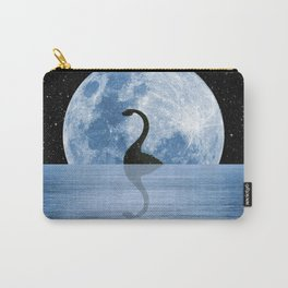 Nessie Starry Night - Loch Ness Monster Carry-All Pouch