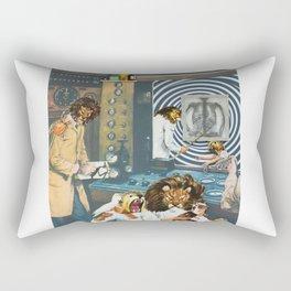 Dr. M's Lab Rectangular Pillow