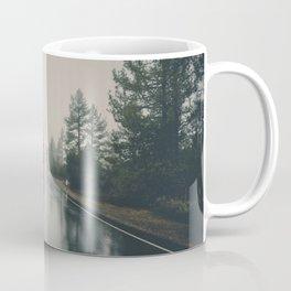 Hiking road explore Coffee Mug