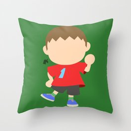 Villager♂(Smash)  Throw Pillow