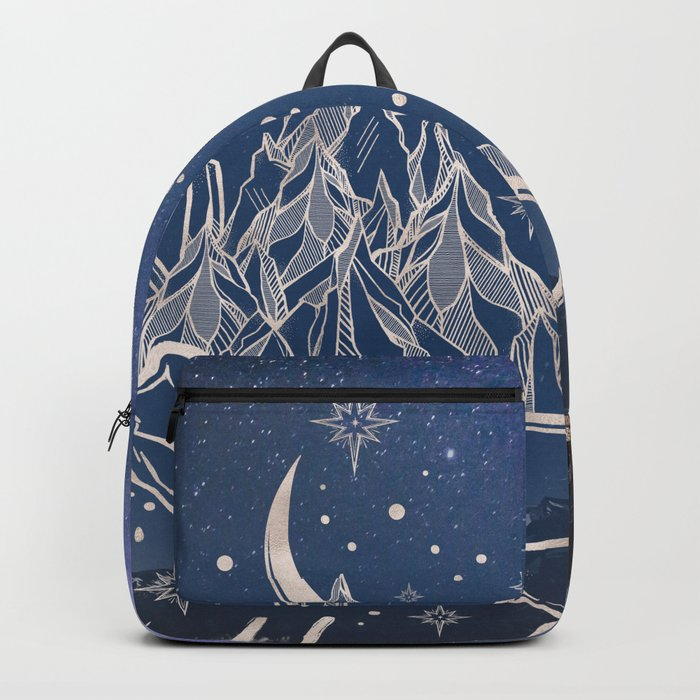 Adventure is Out There Backpack