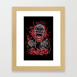 Murderer Framed Art Print