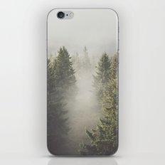My misty way iPhone Skin