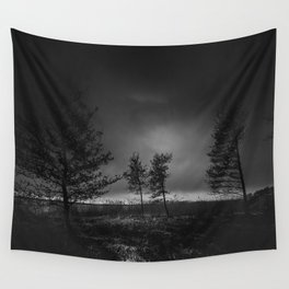 On the wrong side of the lake 10 Wall Tapestry